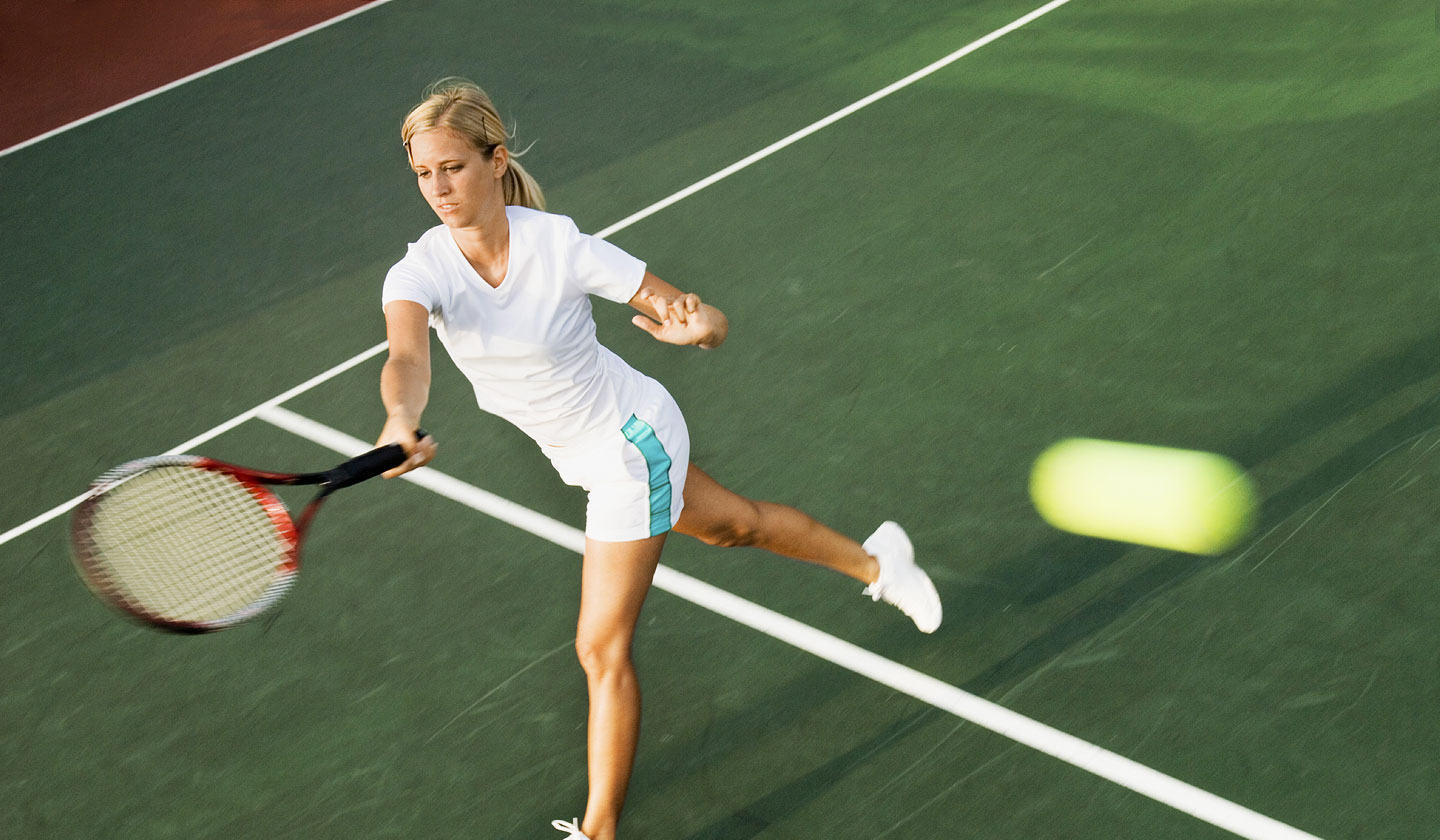 tennis a great sport Get health and fitness tips to improve your learn about why tennis is great for all ages and follow team usa in sport's largest annual international.