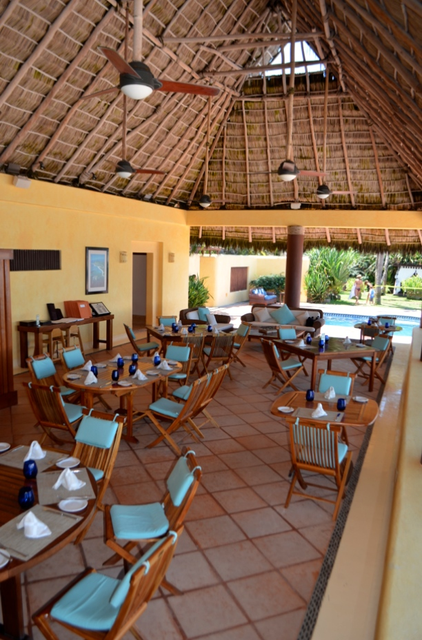 The Residents Beach Club Restaurant Offers A Menu Of Mexican And International Cuisine In Singular Setting Enjoy Dining Or Drinks Accompanied By